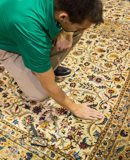 Professional Area and Oriental Rug Cleaning by Chem-Dry